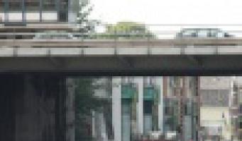 Magere voldoende Alphense bruggen