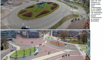 Waar blijven de nieuwe verkeerssituaties in Alphen?