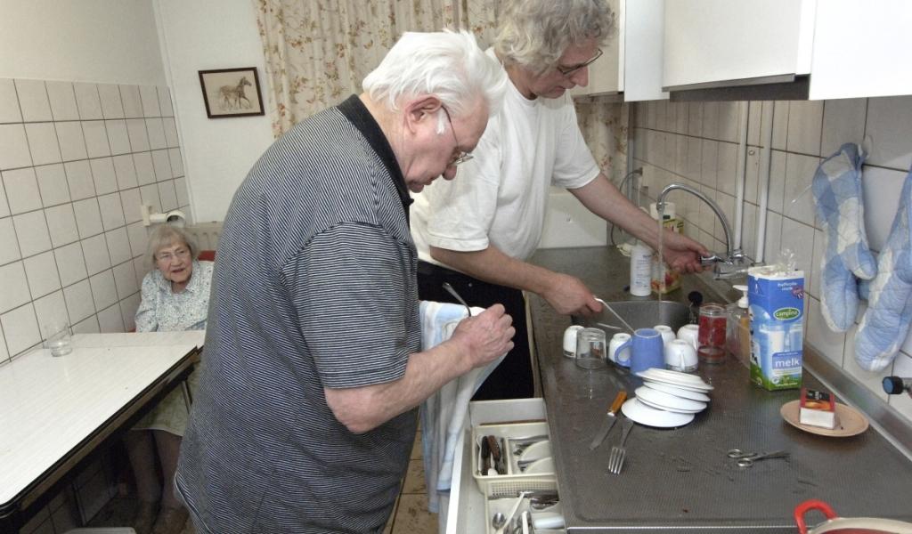 Nieuwe contracten voor huishoudelijke ondersteuning