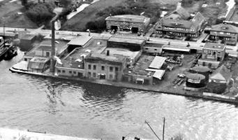 Sanering waterbodem Oude Rijn