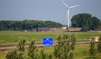 Windmolens nodig voor duurzaamheidsambities