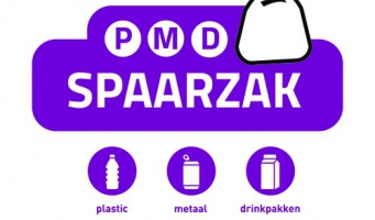 Dinsdag 29 november PMD ophalen in Aarlanderveen