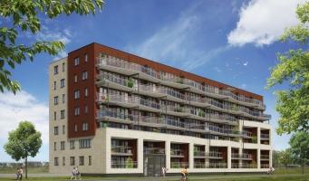 Nieuwe appartementen stationsomgeving