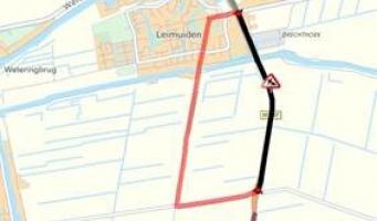 N207: Drechtbrug Leimuiden dicht van 3 tot 6 maart