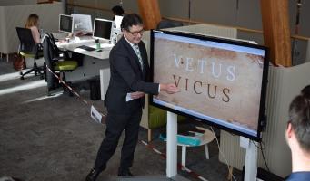 Romeins verleden komt digitaal tot leven