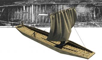 Eerste logboek Romeinse restauratiewerf 'Operatie Zwammerdamschepen' staat online!