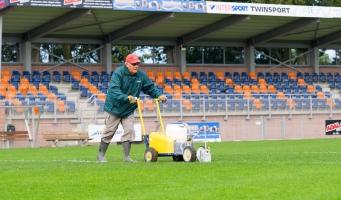 Het veld van voetbalvereniging Alphia
