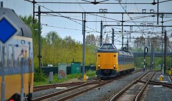 Minder treinen tussen Alphen en Leiden door storing
