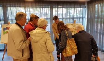 Veel belangstelling voor gezondheidscentrum Lupine