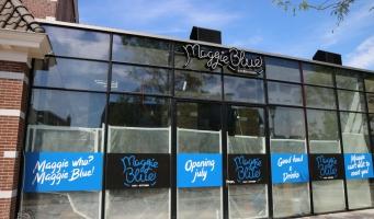 Maggie Blue opent in juli deuren in het Nutsgebouw