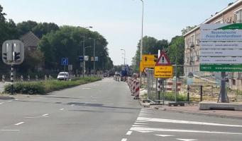 Prins Bernhardlaan vanaf 10 juli vier weken afgesloten