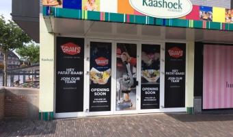 Patatzaak BRAM's Gourmet Frites opent in september
