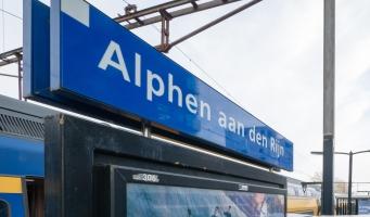 NS-station Alphen aan den Rijn