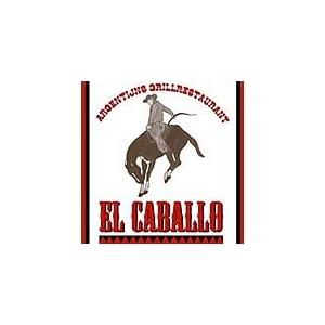 el caballo logo