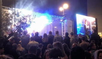 Afsluiting jaarmarkt gezellig feest zonder gedoe