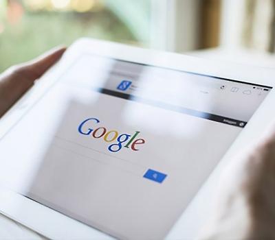 Boven aan in Google komen