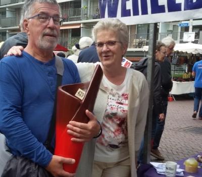 Aparte vaas gewonnen bij Alphense Wereldwinkel