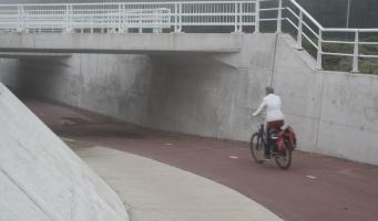 Tunnel Boezemlaan weer volledig begaanbaar