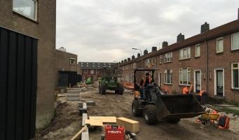 Start rioolwerkzaamheden reconstructie Montfoortlaan