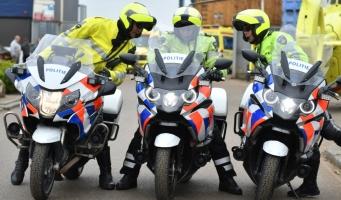 Politie betrapt automobilist op rijden onder invloed