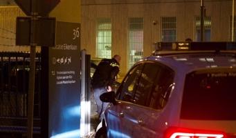 Man bij gevangenis aangehouden wegens bedreiging