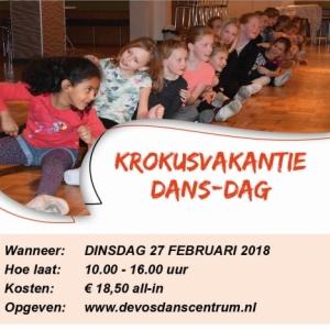 Krokusvakantie-Dans-Dag
