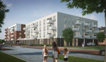 30 nieuwe huurappartementen in Boskoopse centrum
