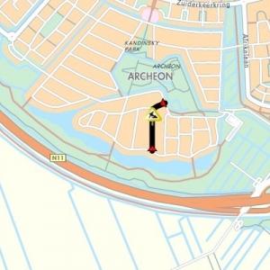 Karmelietenlaan in Alphen aan den Rijn