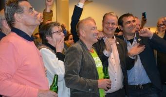 Monsterzege behaald door lokale partij Nieuw Elan