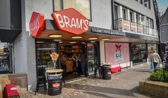 BRAM's trakteert Alphenaren niet op (bijna) gratis friet