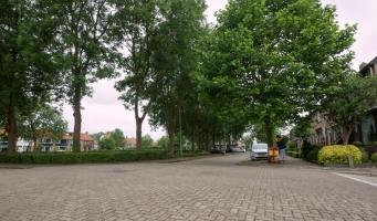 Hoek Hobbemastraat - Ferdinand Bolstraat in Hazerswoude-Dorp