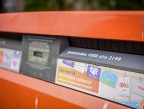 Geen eigen postcode meer op brievenbussen Alphen