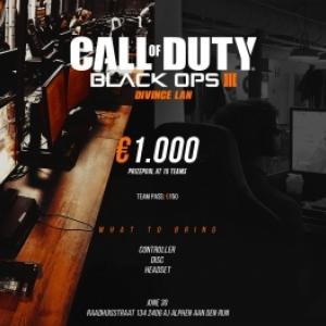 Call of Duty: Black Ops 3 LAN