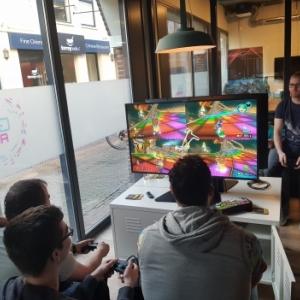 Mario Kart-toernooi