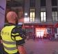 Dronken 19-jarige automobilist botst op lantaarnpaal