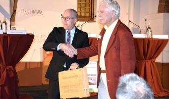 Bas Wienbelt is nieuwe vicevoorzitter gemeenteraad