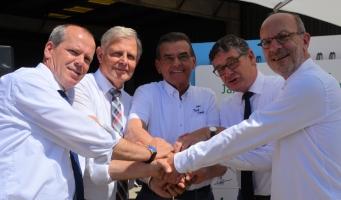 Coalitie trapt uitvoeringsprogramma af op De Werf