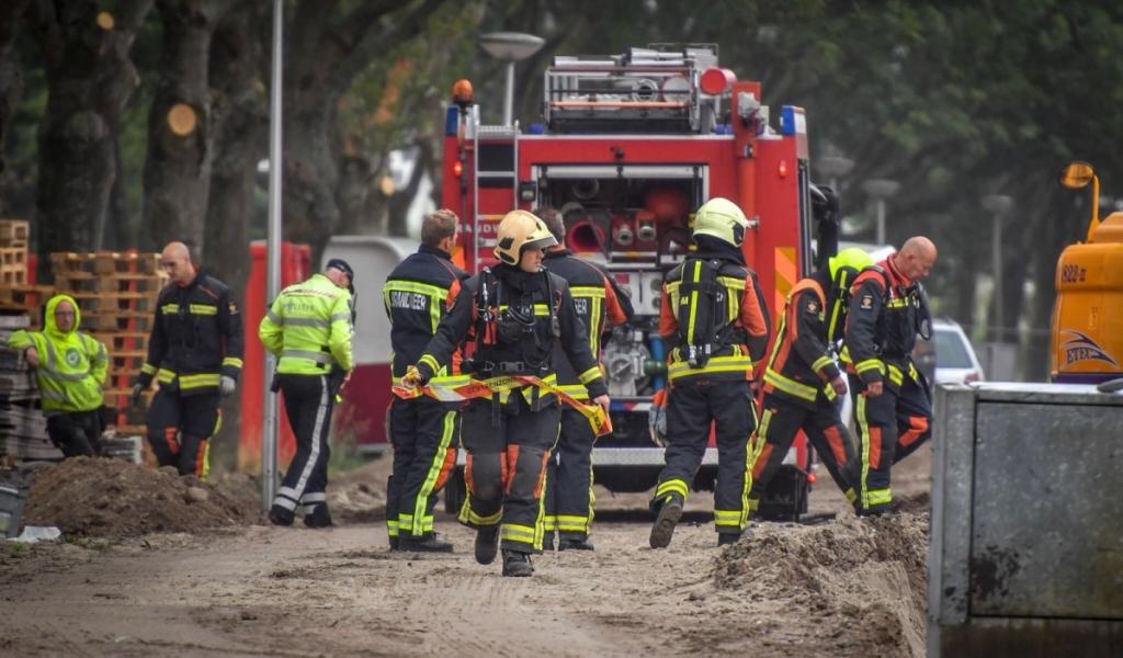 Brandweer rukt uit voor twee gaslekkages in Alphen