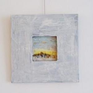Cursus schilderijlijst in beton-look