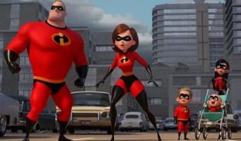 Incredibles 2 3D (NL)