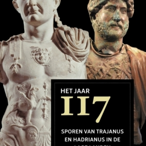 Keizer Trajanus en Hadrianus in de Lage Landen