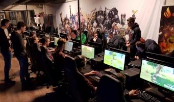 Game Fuel League finale bij Esports Game Arena