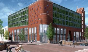 Bouw van nieuwe bibliotheek start half augustus