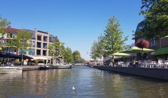 De nieuwe Aarkade in Alphen aan den Rijn