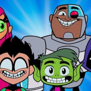 Teen Titans GO! at the Movies (NL)