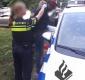 Auto-inbreker op heterdaad betrapt door agenten