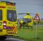 Traumahelikopter ingezet voor incident op 's Molenaarsbrug