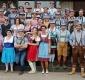 Duitse medewerkers Cronimet ieder jaar naar het Alphens Oktoberfeest