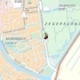 Olympiaweg thv oversteekplek Korenmolen dicht