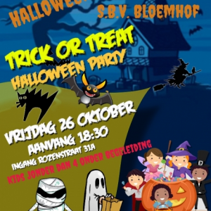 Halloween in Bloemhof